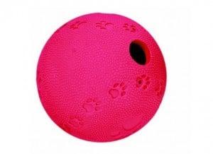 Futterball: Spielzeug, Beschäftigung für die Dogge